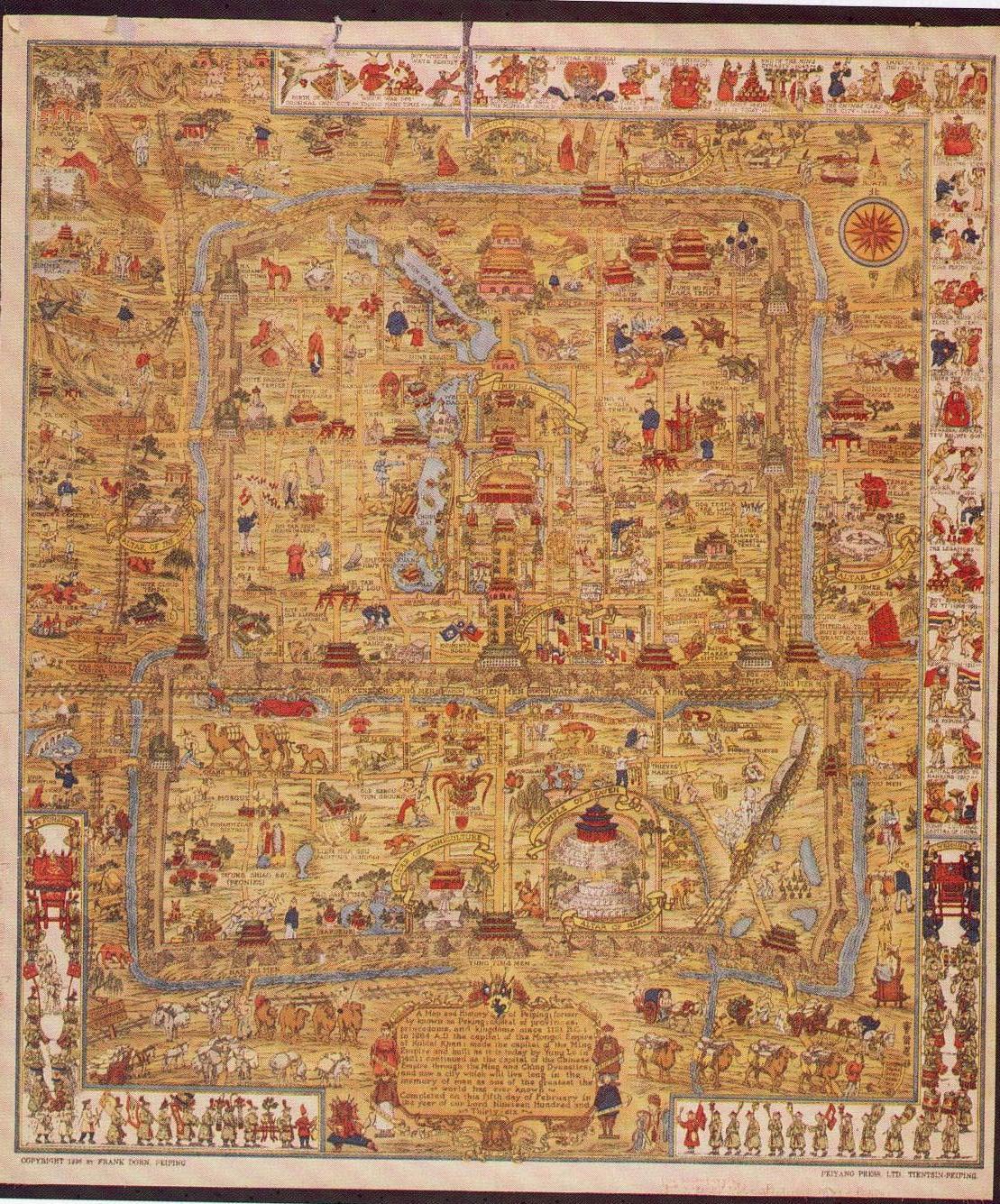 Glen Creason Map Aficionado - Jo mora los angeles map